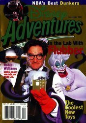 Disney Comics's Disney Adventures Issue V8-2