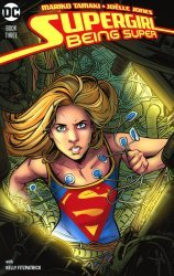 DC Comics's Supergirl: Being Super Issue # 3
