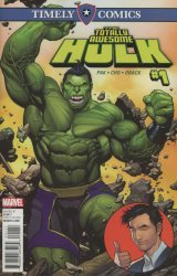Marvel's Timely Comics Totally Awesome Hulk Issue # 1