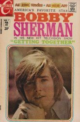 Charlton Comics's Bobby Sherman Issue # 1