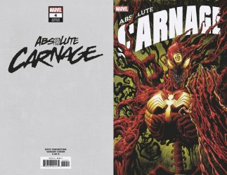 Marvel Comics's Absolute Carnage Issue # 4e