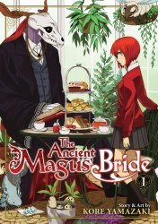 Seven Seas Entertainment's The Ancient Magus Bride Soft Cover # 1