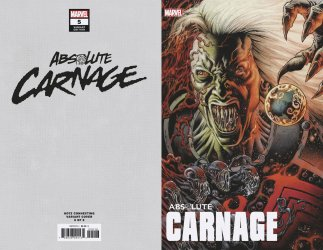 Marvel Comics's Absolute Carnage Issue # 5j