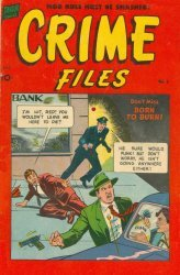 Standard's Crime Files Issue # 6