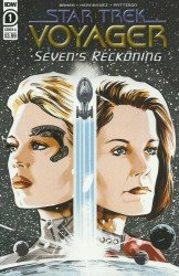 IDW Publishing's Star Trek Voyager: Seven's Reckoning Issue # 1