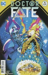 DC Comics's Doctor Fate Issue # 16
