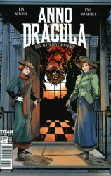 Titan Comics's Anno Dracula Issue # 3b