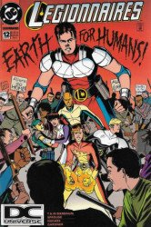 DC Comics's Legionnaires Issue # 12b