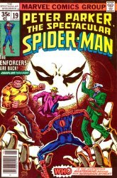 Marvel's The Spectacular Spider-Man Issue # 19