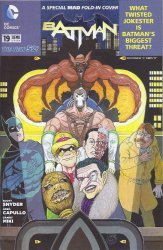 DC Comics's Batman Issue # 19e