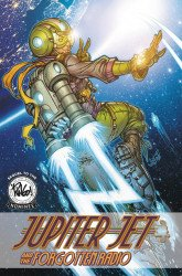 Action Lab Entertainment's Jupiter Jet and the Forgotten Radio Soft Cover # 1