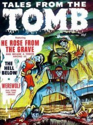 Eerie Publications's Tales from the Tomb Issue # 6