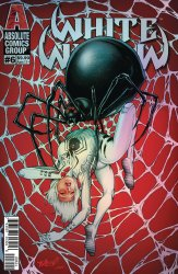 Absolute Comics Group's White Widow Issue # 6b