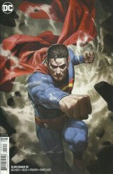DC Comics's Superman Issue # 18b
