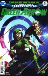 DC Comics's Green Arrow Issue # 12
