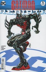 DC Comics's Batman Beyond: Rebirth Issue # 1b