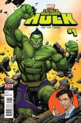 Marvel Comics's The Totally Awesome Hulk Issue # 1