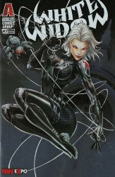 Absolute Comics Group's White Widow Issue # 2-2nd print-fanexpo-f