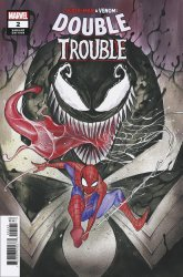 Marvel Comics's Spider-Man & Venom: Double Trouble Issue # 2b