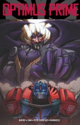 IDW Publishing's Optimus Prime TPB # 4