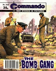 D.C. Thomson & Co.'s Commando: War Stories in Pictures Issue # 2438