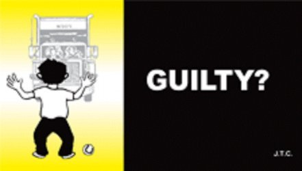 Chick Publications's Guilty? Issue nn