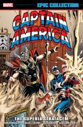 Marvel Comics's Captain America: Epic Collection TPB # 17