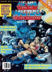 Welsh Publishing Group's He-Man and the Masters of the Universe Issue # 14