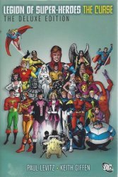 DC Comics's The Legion of Super-Heroes: The Curse Hard Cover # 1