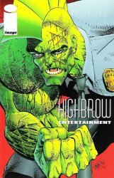 Image's Highbrow Entertainment Issue # 1