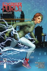 Top Cow's Cyberforce Issue # 11