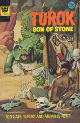 Gold Key's Turok, Son of Stone Issue # 86whitman