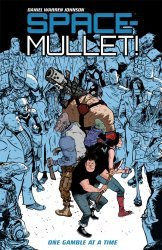 Dark Horse's Space-Mullet TPB # 1