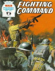 Fleetway (AP/IPC)'s War Picture Library Issue # 593