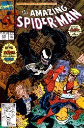 Marvel Comics's The Amazing Spider-Man Issue # 333