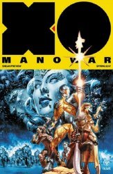 Valiant Entertainment's X-O Manowar: 2017 Sneak Preview Issue spring