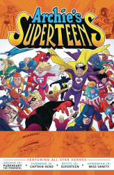 Archie Comics Group's Archie's Super Teens TPB # 1
