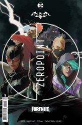 DC Comics's Batman Fortnite: Zero Point Issue # 1 - 2nd print