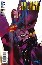 DC Comics's Batman / Superman Issue # 13b