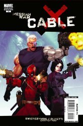 Marvel Comics's Cable Issue # 14b