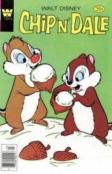 Gold Key's Chip 'n' Dale Issue # 57whitman