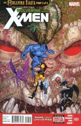 Marvel Comics's Wolverine and the X-Men Issue # 33