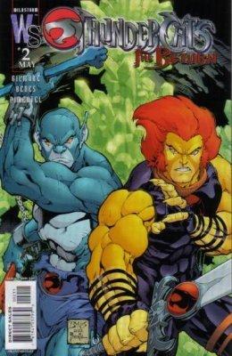 Thundercats  Return on Thundercats  The Return 3  Wildstorm    Comicbookrealm Com