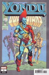 Marvel Comics's Yondu Issue # 1b