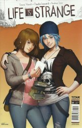 Titan Comics's Life Is Strange Issue # 1b
