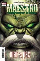 Marvel Comics's Maestro: War and Pax Issue # 1