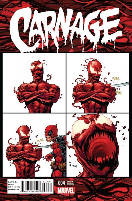 marvel comics carnage