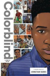 Zuiker Press's Colorblind: A Story of Racism Soft Cover # 1