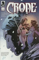 Dark Horse Comics's Crone Issue # 2