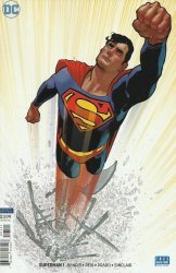 DC Comics's Superman Issue # 1b